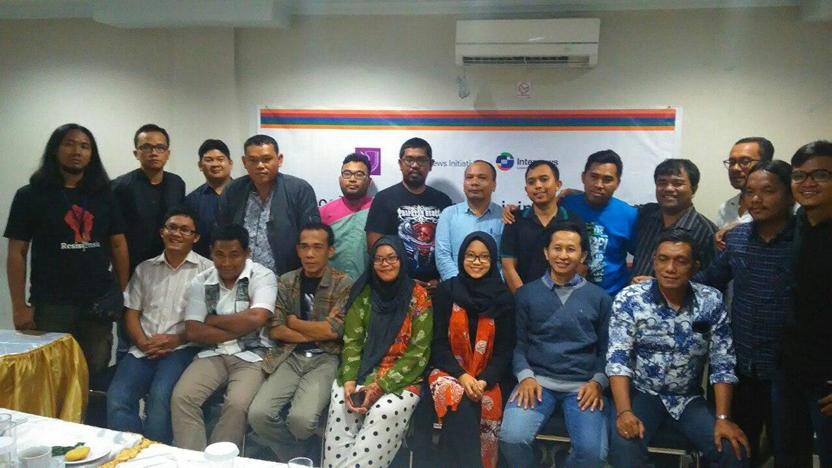 Jurnalis di Medan Ikuti Google News Initiative Training Network
